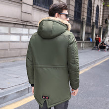 Long Style Winter Coat