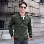 Slim Fit Casual Men's Jacket