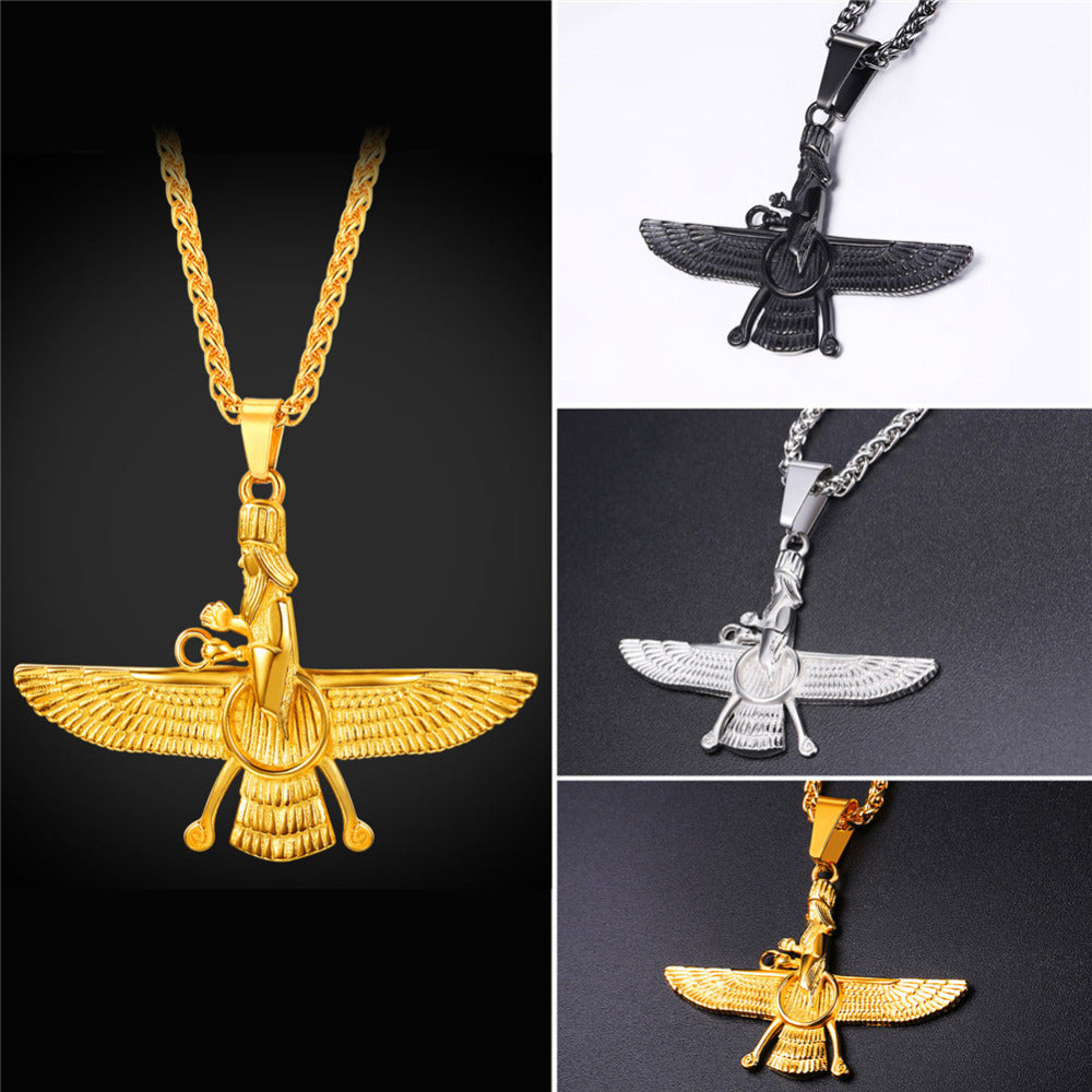 Faravahar Necklace