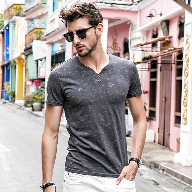 Slim Fit Men's T-Shirt
