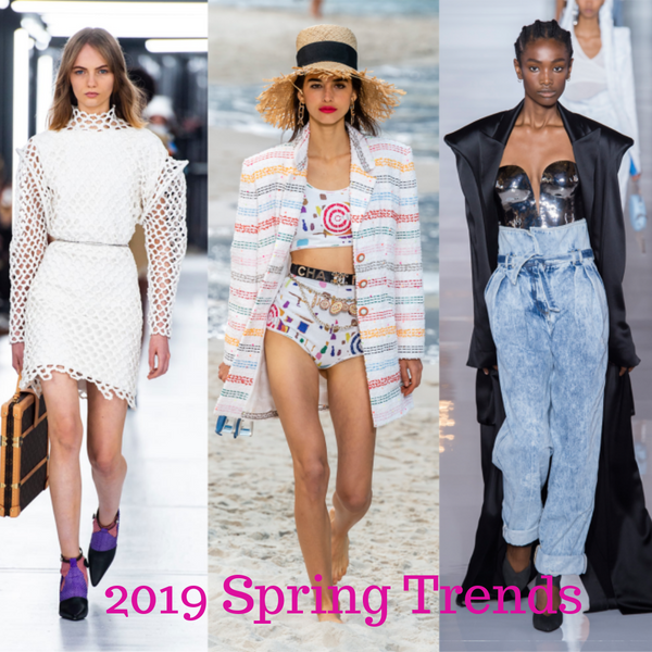 What are the Spring Trends for 2019???