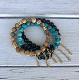 handmade beaded bracelets, personal style, summer fashion trends, style, influencers, social butterfly boutique