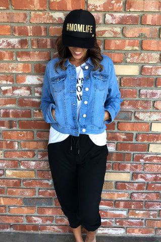 denim jacket, jean jacket, classic style, fashion trends, timeless piece of clothing