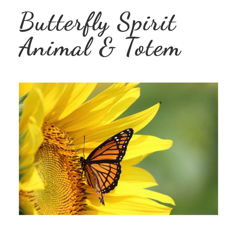 Spirit animal quiz, fun and games, Butterfly Spirit Animal