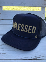 #Blessed Trucker Hat