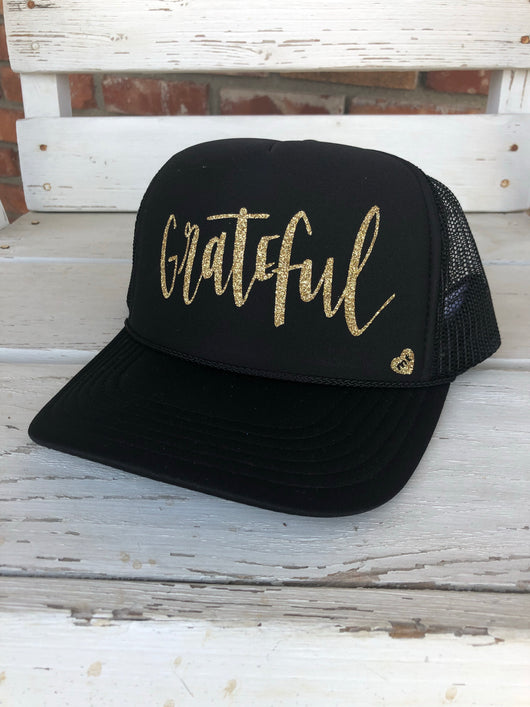 Grateful Trucker Hat