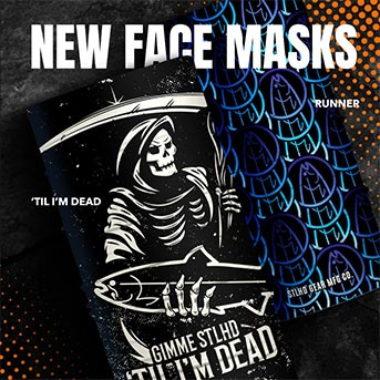 New STLHD Faces Masks