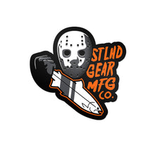 "Load image into Gallery viewer, STLHD Slayer Sticker - 5"" X 5"""