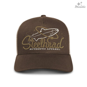 STLHD Buckaroo Black Snapback Trucker Hat - Multiple Colorways - hhoutfitter