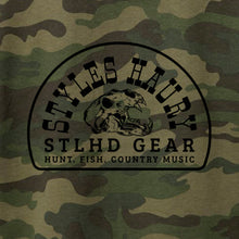Load image into Gallery viewer, STLHD Men's Styles X STLHD Bear Country Camo Standard Hoodie