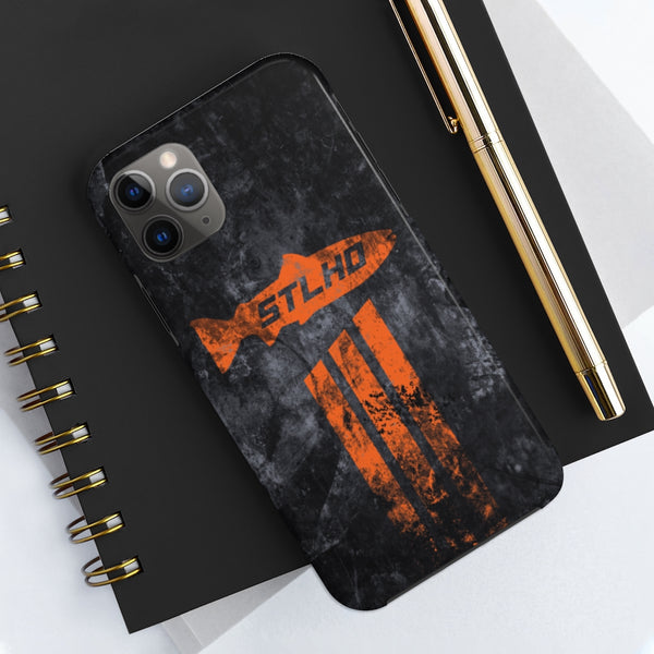 STLHD Stripes Smartphone Tough Case - hhoutfitter