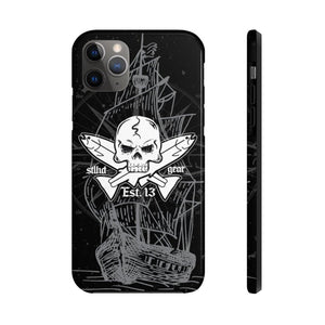 STLHD Jolly Roger Smartphone Tough Case - hhoutfitter