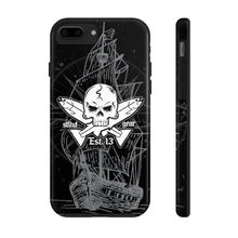 Load image into Gallery viewer, STLHD Jolly Roger Smartphone Tough Case - hhoutfitter