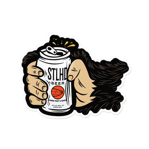 "STLHD Drinking Buddy Sticker - 4"" x 5"" - hhoutfitter"