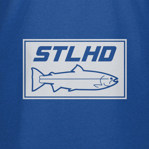STLHD Men's Flood Royal Blue T-Shirt