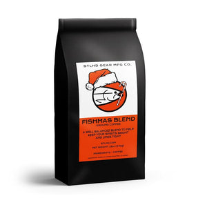 STLHD Fishmas Blend Ground Coffee - Medium-Dark Roast