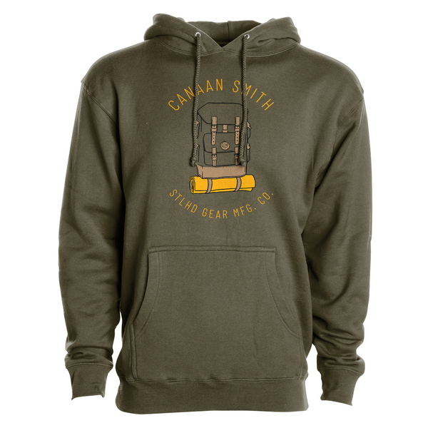 Canaan Smith X STLHD Mountaineer Premium Hoodie - Multiple Colorways