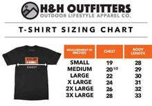 Load image into Gallery viewer, STLHD Men's High Seas Black T-Shirt - hhoutfitter