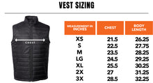 Load image into Gallery viewer, STLHD Men's Core Black Vest