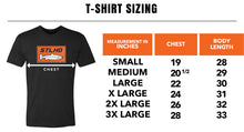 Load image into Gallery viewer, STLHD Men's Striker Black T-Shirt - hhoutfitter