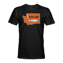 Load image into Gallery viewer, STLHD Washington State Frame T-Shirt - hhoutfitter