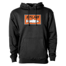 Load image into Gallery viewer, STLHD Men's Standard Logo Black Premium Hoodie - hhoutfitter