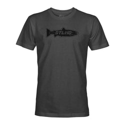 STLHD Men's Inside Charcoal T-Shirt - H&H Outfitters