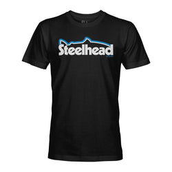 STLHD Men's Retro Fall Black T-Shirt - H&H Outfitters