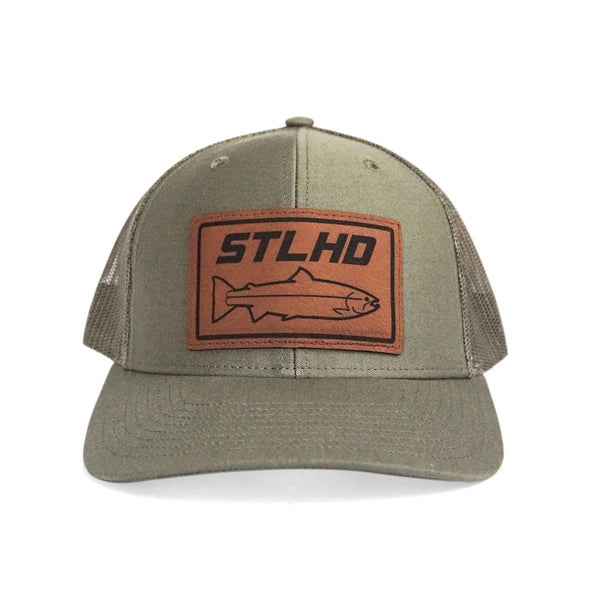 STLHD Snake River Snapback Trucker Hat - H&H Outfitters