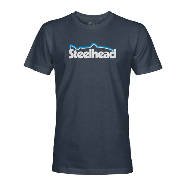 STLHD Men's Retro Fall Navy T-Shirt - H&H Outfitters