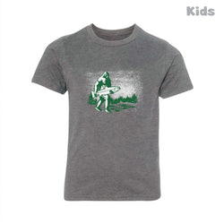 STLHD Kids' Elusive Dark Heather T-Shirt - H&H Outfitters