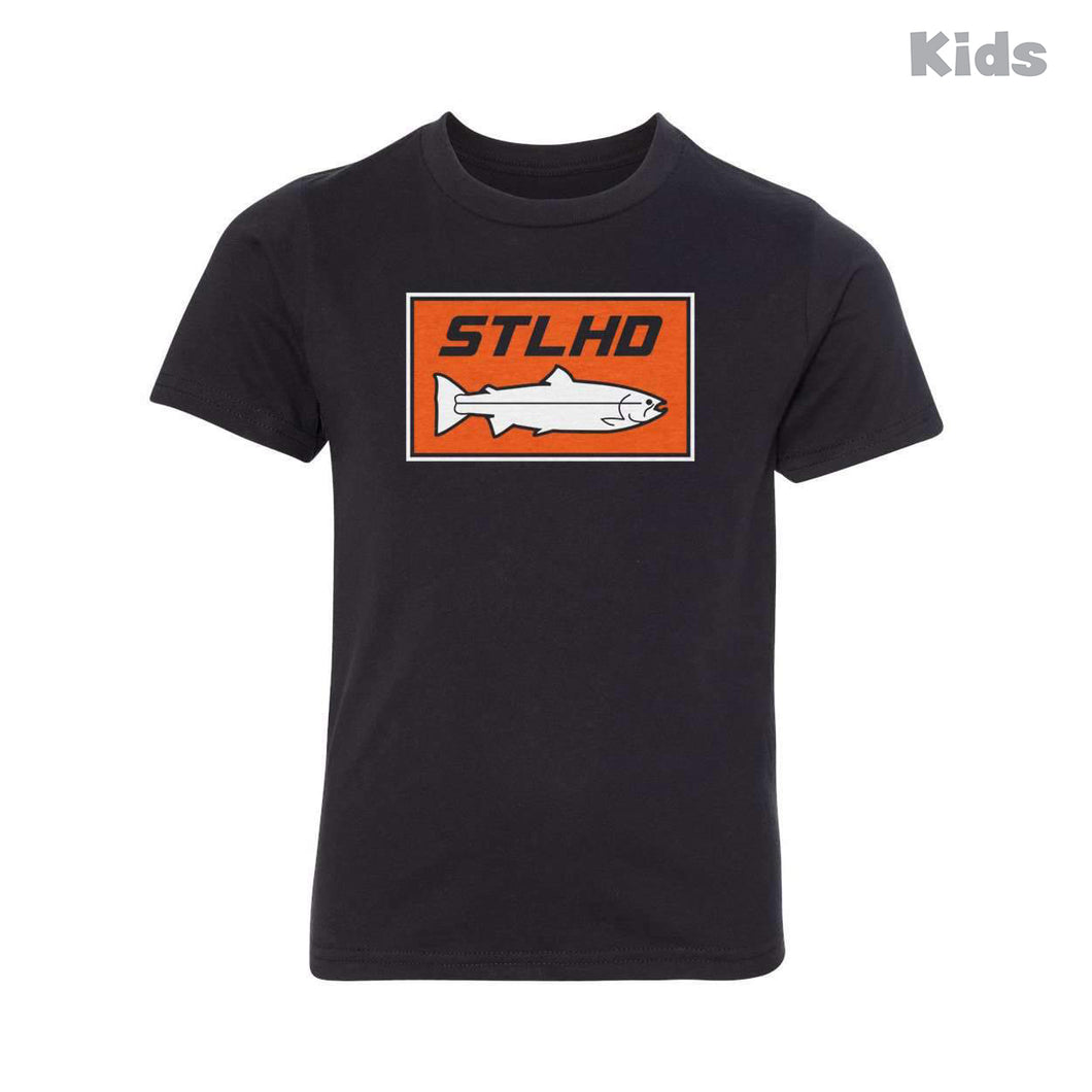 STLHD Original Logo Youth T-Shirt - hhoutfitter