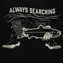 Load image into Gallery viewer, STLHD Always Searching Black T-Shirt - hhoutfitter
