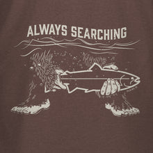 Load image into Gallery viewer, STLHD Men's Always Searching Espresso T-Shirt - hhoutfitter
