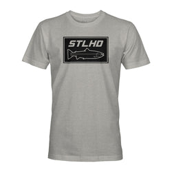 STLHD Men's Stone Dark Heather T-Shirt - H&H Outfitters