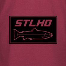 Load image into Gallery viewer, STLHD Men's Brick Cardinal T-Shirt - hhoutfitter