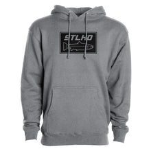 Load image into Gallery viewer, STLHD Men's Stone Gunmetal Standard Hoodie - hhoutfitter