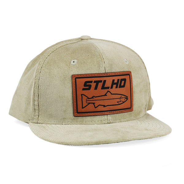 STLHD Dunes Corduroy Snapback Hat - hhoutfitter