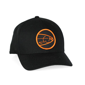 STLHD Oxbow Black Flexfit Hat - H&H Outfitters