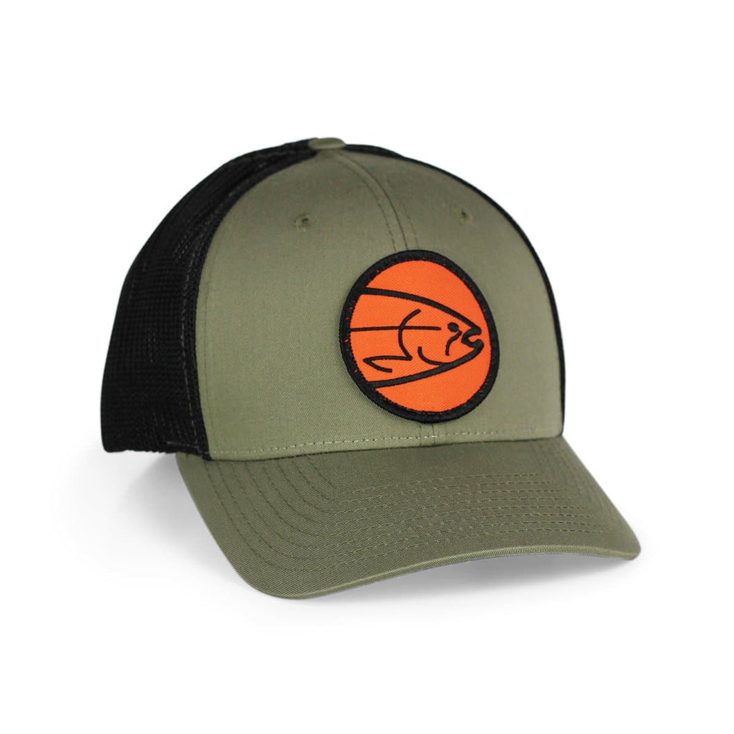 STLHD Headwaters Flexfit Trucker Hat - hhoutfitter