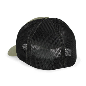 STLHD Headwaters Loden/Black Flexfit Trucker Hat - H&H Outfitters