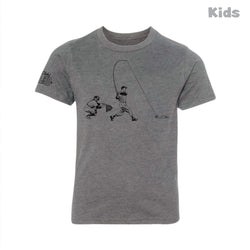 STLHD Kids' Heavy Hitter Dark Heather T-Shirt - H&H Outfitters