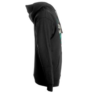 STLHD Men's VS Sasquatch Black Premium Hoodie - hhoutfitter