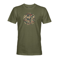 STLHD Men's Eclipse Army Military Green T-Shirt - H&H Outfitters