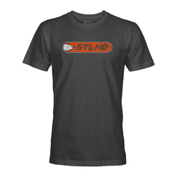STLHD Men's Striker Charcoal T-Shirt - H&H Outfitters