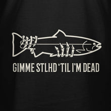 Load image into Gallery viewer, STLHD Men's 'Til I'm Dead Black T-Shirt - hhoutfitter