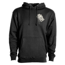 Load image into Gallery viewer, STLHD Men's Work Hard Black Premium Hoodie - H&H Outfitters