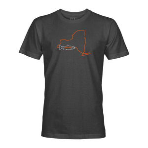 STLHD Men's New York Home Water Series T-Shirt - Multiple Colorways