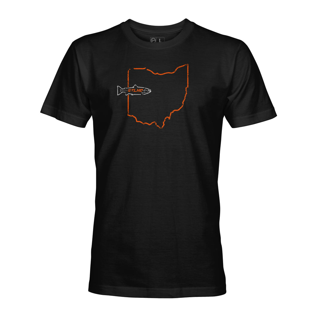 STLHD Men's Ohio Home Water Series T-Shirt - Multiple Colorways