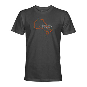 STLHD Men's Ontario Home Water Series T-Shirt - Multiple Colorways